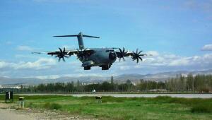 A400m Atlas uçağının 6ncısı Kayseride