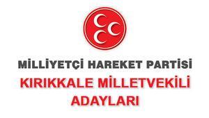Kırıkkale MHP Milletvekili Adayları kimdir 2018 Kırıkkale MHP adayları