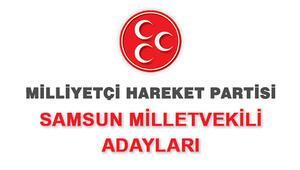 MHP Samsun Milletvekili Adayları kimler 2018 MHP Samsun Adayları