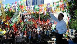 HDP Eş Genel Başkanı Temelli: Oyunlarını oylarımızla bozacağız