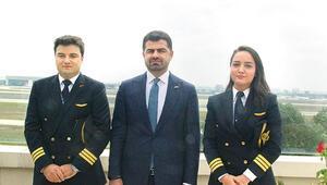 25 bin lira maaşla 1000 pilot aranıyor