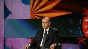 Cumhurbaşkanı Recep Tayyip Erdoğan TRTde