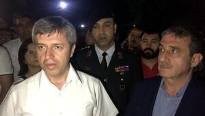 Zonguldakta maden ocağında göçük: 2 işçi mahsur (3)