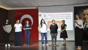 GKVde çocuk istismarının önlenmesi semineri