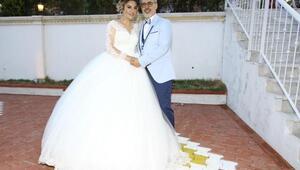 Hasan Çömlekçi evlendi
