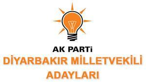 AK Parti Diyarbakır Milletvekili Adayları kimler 2018 AK Parti Diyarbakır Adayları