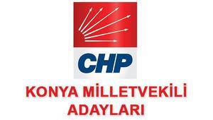 CHP Konya Milletvekili adayları 2018 CHP Konya adayları