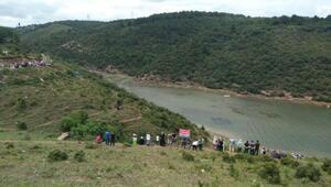 Alibeyköy Barajında 2 çocuk kayboldu-1