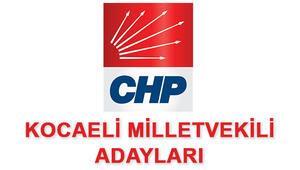 Kocaeli CHP Milletvekili Adayları kimler 2018 CHP Kocaeli Adayları