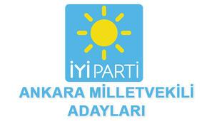 Ankara İYİ Parti Milletvekili adayları kimlerdir Ankara İYİ Parti adayları