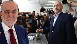 Saadetin oyları CHPye yaradı... CHP, 11 ilde yıllar sonra vekil çıkardı