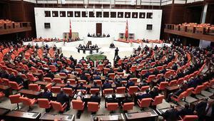 Mecliste yeni dönem hazırlıkları başladı