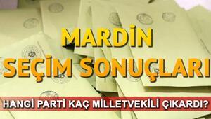 Mardin seçim sonuçları 24 Haziran.. Mardin milletvekili listesi