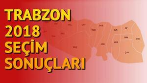 Trabzon seçim sonuçları 2018... Trabzonda hangi cumhurbaşkanı adayı birinci oldu