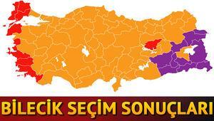 Bilecik seçim sonuçları | 24 Haziran seçimlerinde Bilecik'te son sonuçlar