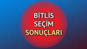 2018 Bitlis seçim sonuçları | Bitlis seçimlerinde son durum