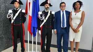 İtalya Cumhuriyet Bayramı İzmirde kutlandı