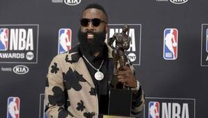 NBAin en değerli oyuncusu Harden