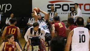 Tekerlekli Sandalye Basketbol Süper Liginde final heyecanı
