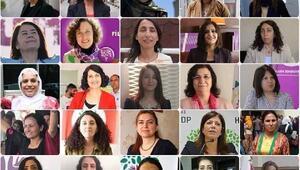 HDP, seçimde Meclise 26 kadın vekil gönderdi