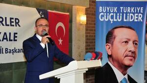 AK Partili Turan: Kılıçdaroğlunu Allah başımızdan eksik etmesin