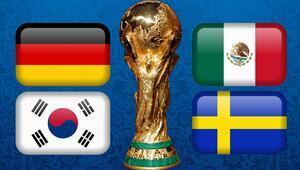 Dünya Kupası F Grubunda son maçlar öncesi öne çıkan iddaa...