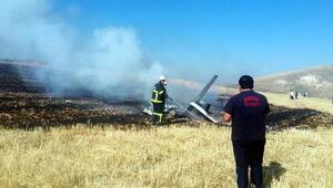 Adıyamanda eğitim uçağı düştü, pilot öldü (3) - Yeniden