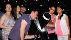 Bornova'da gökyüzü gözlemleri başlıyor