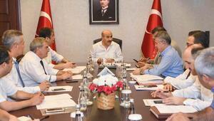 2nci Adana Lezzet Festivali yürütme kurulu toplantısı gerçekleştirildi
