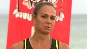 Survivorda Nagihan sevenlerinden ağlayarak özür diledi