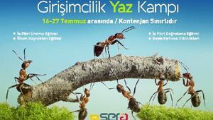 Erciyes Teknopark'ta, Girişimcilik yaz kampı başlıyor