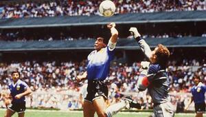 1986 Dünya Kupasında Tanrının eli efsanesi nasıl oldu