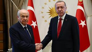 Son dakika: Erdoğan-Bahçeli görüşmesinden ilk detaylar