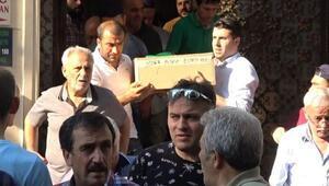 11inci kattan düşerek ölen Ömer Asaf, toprağa verildi