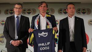 Phillip Cocudan 3 yıllık imza Cocu, Ali Koç ve Comolliden ilk açıklamalar...