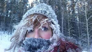 Rekor geldi Dünyanın en soğuk bölgesi