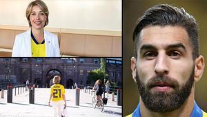 Türkiye kökenli oyuncu ölüm tehditleri aldı İsveçli bakan Durmaz için bunu yaptı