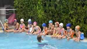 Sanattan spora yaz kampı