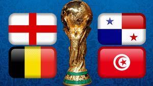 Dünya Kupası G Grubunda son maçlar En popüler iddaa...