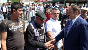 Bakan Eroğlu: Türkiye seçimlerde dünyaya demokrasi dersi verdi