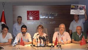 CHPli Bugay: Şehitlerimiz siyasi partilerin değil, milletimizin evlatlarıdır