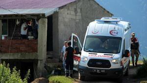 Baba ve oğlu öldüren şüpheli, olay yerine ambulans gönderilmesini istemiş