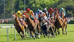 At yarışlarında 92. Gazi Koşusuna doğru