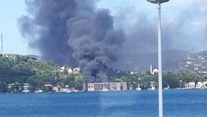 Beykozda fabrika yangını (1)