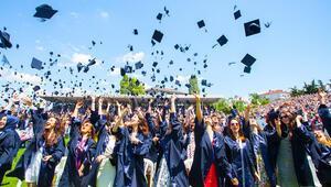 Boğaziçi Üniversitesi'nden 2 bin öğrenci mezun oldu