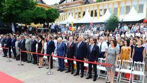 Cengiz, Galatasaray Üniversitesi mezuniyet törenine katıldı