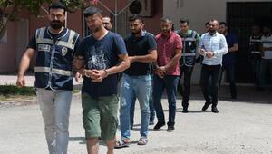 İş yeri kurşunlayan çeteye 4 tutuklama