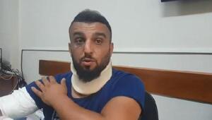 Taş ocağı patlamasından yaralı kurtulan işçi şefini suçladı