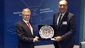Ahmetbey Belediyesine Avrupa Diploması ödülü