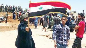 Rejim Dera'da ilerliyor